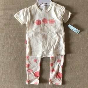 Gem Look Baby outfit NWT 6-9 mos
